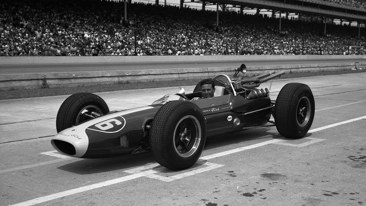 1965 may 31st jim clark wins the indy 500 formula1 f1