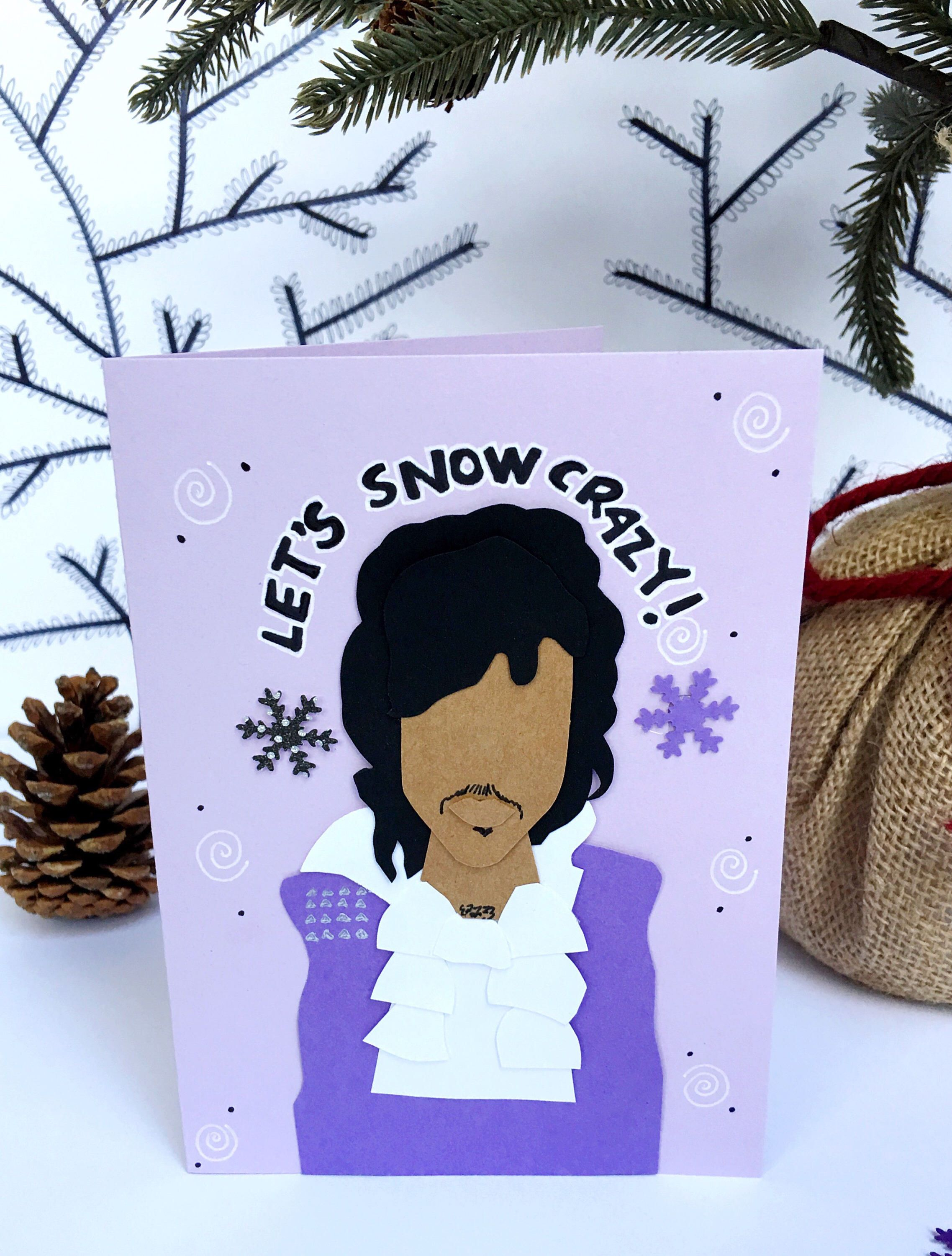 Prince Greeting Card Prince The Artist Formerly Known As Let S Go