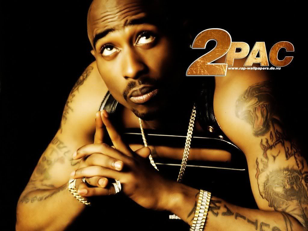 2Pac Rest In Peace Young Nigga There S A Heaven For A G 2Pac