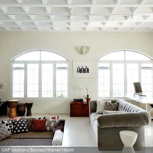 In Den Boden Eingelassene Sitzecke Haus Sitzecke Wohnen