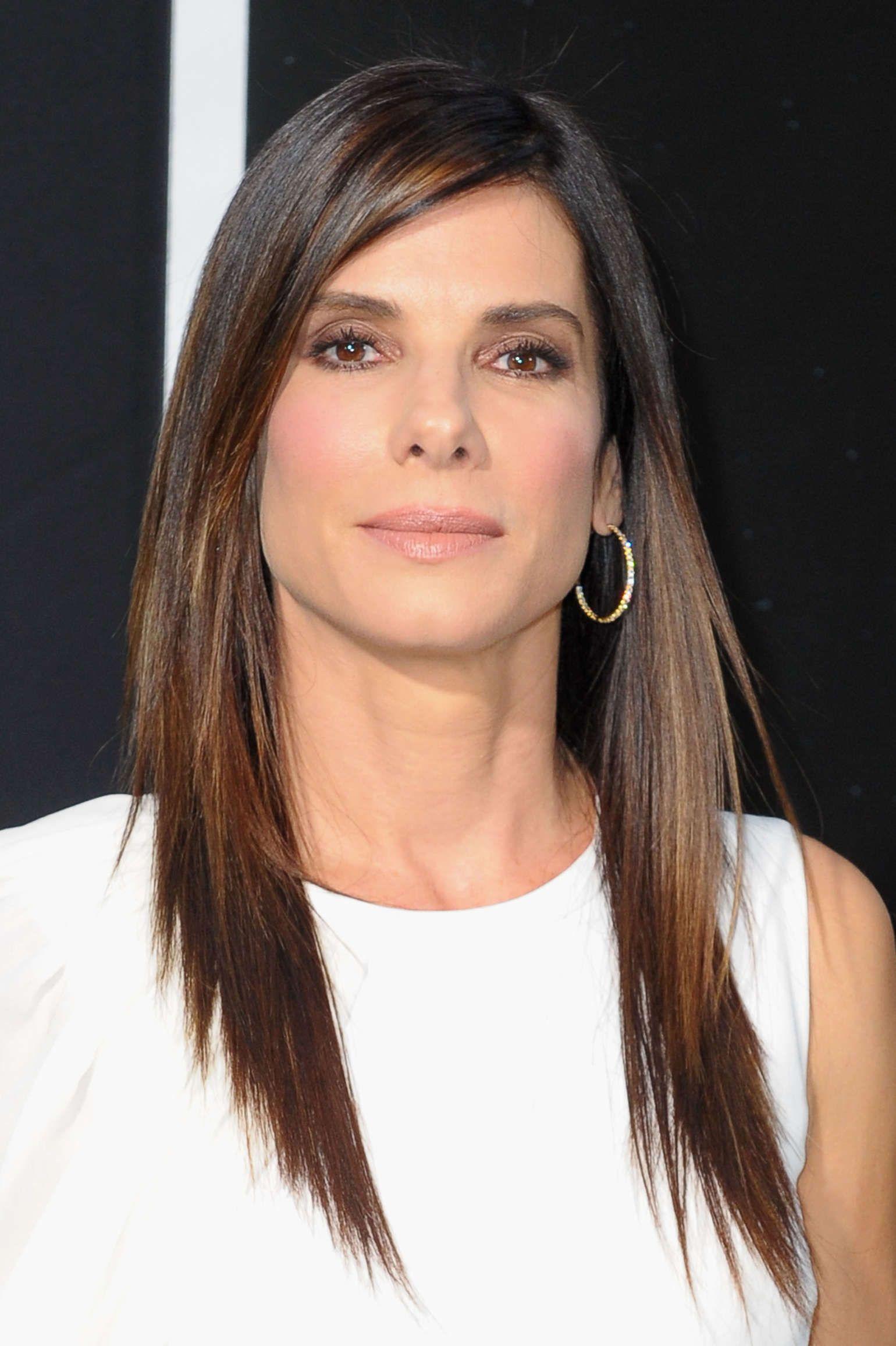 25 Sandra Bullock Hairstyles Sandra Bullock Hair