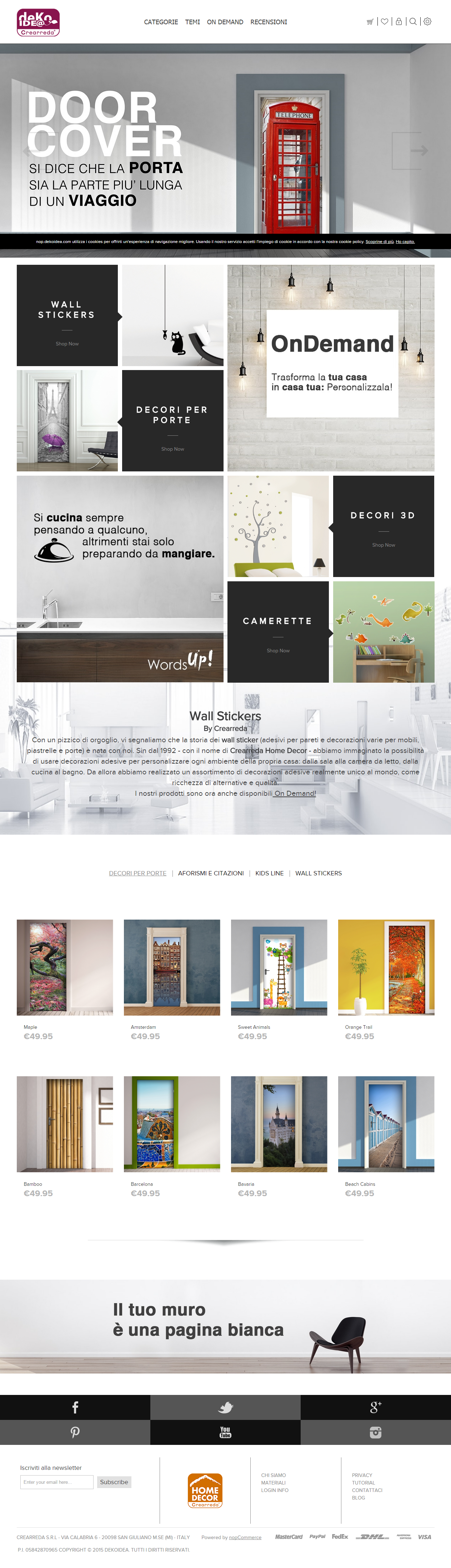 18 best Nop Urban Responsive Theme by templates images