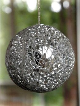 Decorative Mosaic Balls Decorative Ballsmoss Balls  Ceramics Beautiful And Mosaics