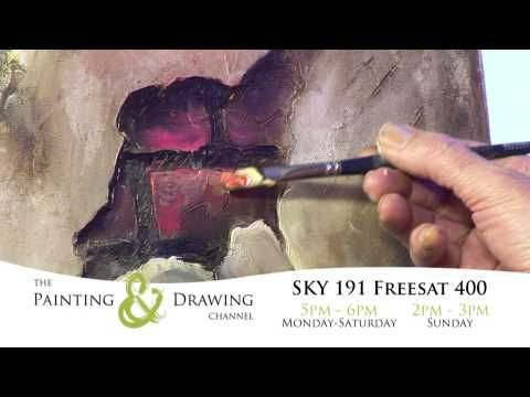 The Painting & Drawing Channel - A Splash of Paint