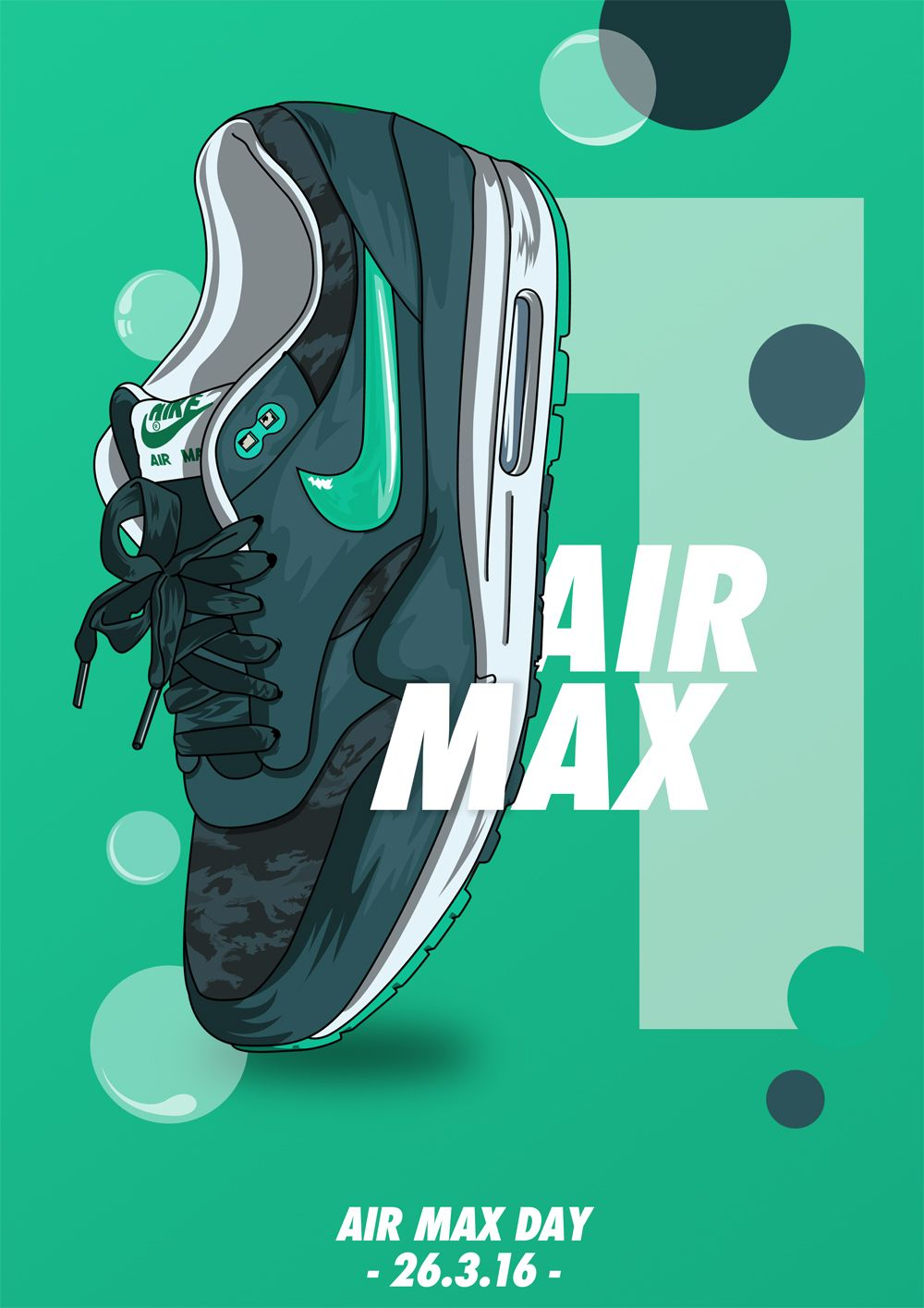 premium selection 28ac0 1cef0 Air Max One   by John Adedoyin    johnadedoyin.com