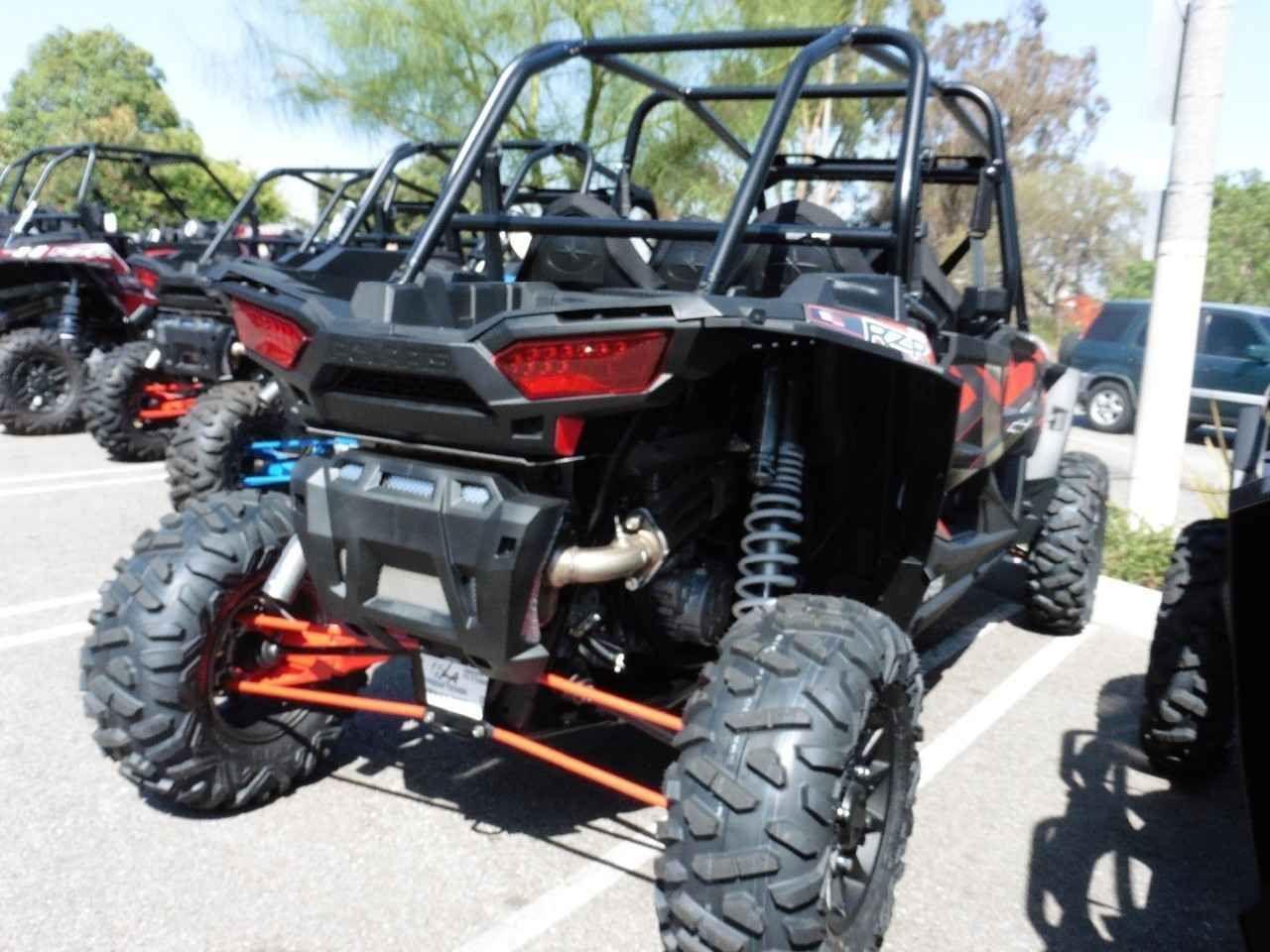 New 2017 Polaris RZR XP 4 1000 EPS Titanium Metall ATVs For Sale in