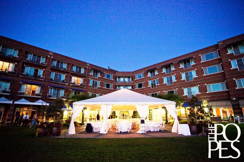 The Woodmark Hotel In Kirkland Wa Location Of Maxine And Philip S Wedding Reception Chapter
