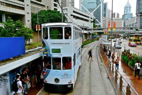 On Tour with Hong-Kong Tram