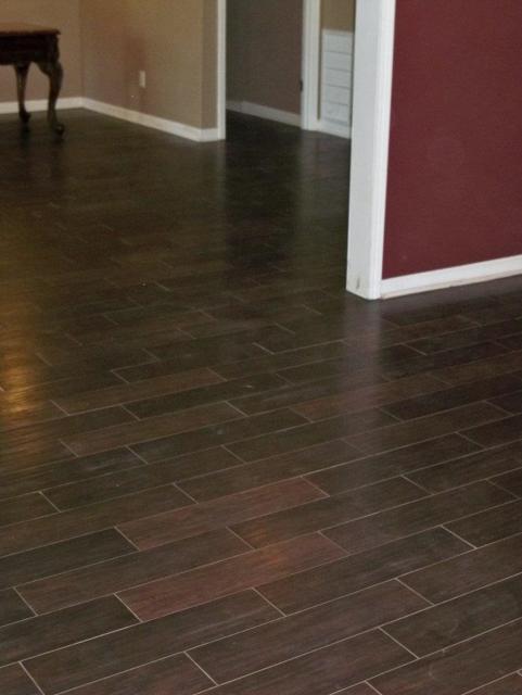 Wood Look Floor Tiles This Is Heart Pine Porcelain Floor And Decor