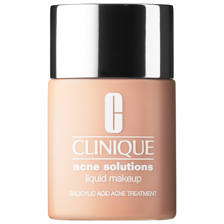 Acne Solutions Liquid Makeup Foundation Clinique acne