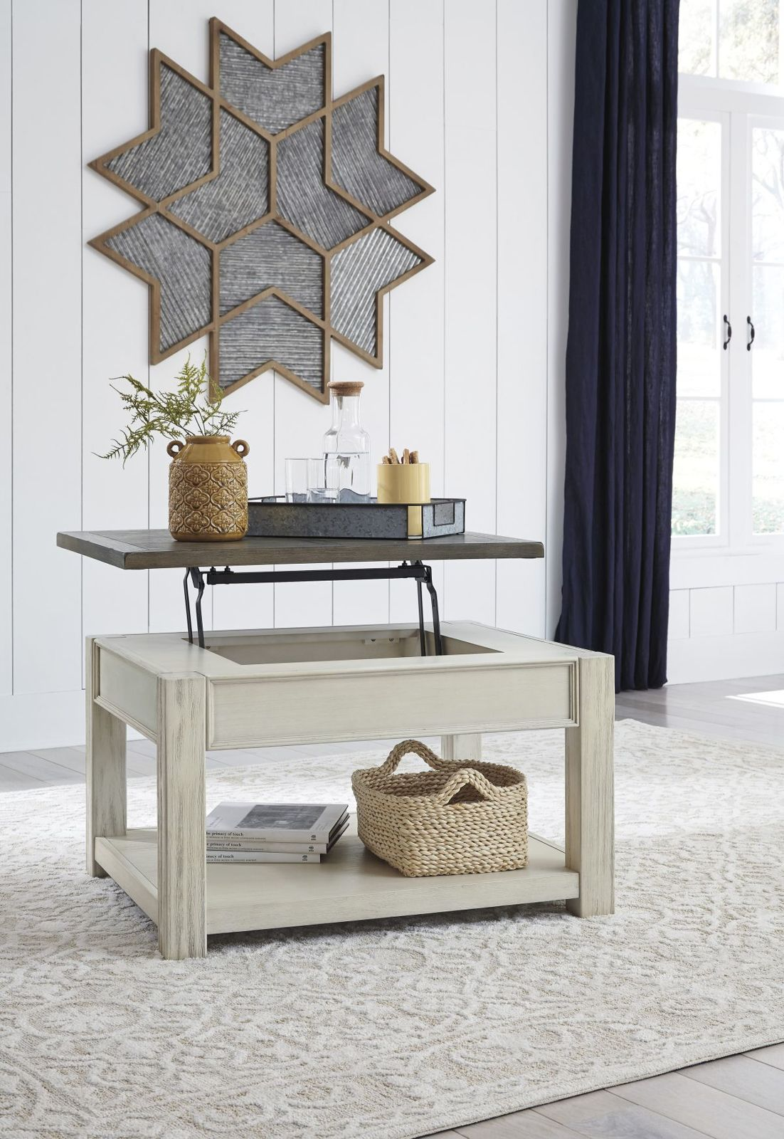 Bolanburg Coffee Table in 2020 Coffee table, Lift top