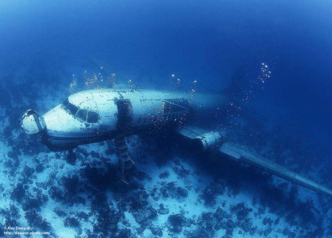 Convair 240 - Aruba   SUNKEN Planes, Subs & Tanks ...