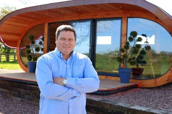Rotating Shed, owned by Bryan Lewis Jones in Denbighshire, has been shortlisted in the Unique catego... - PA PICTURE DESK