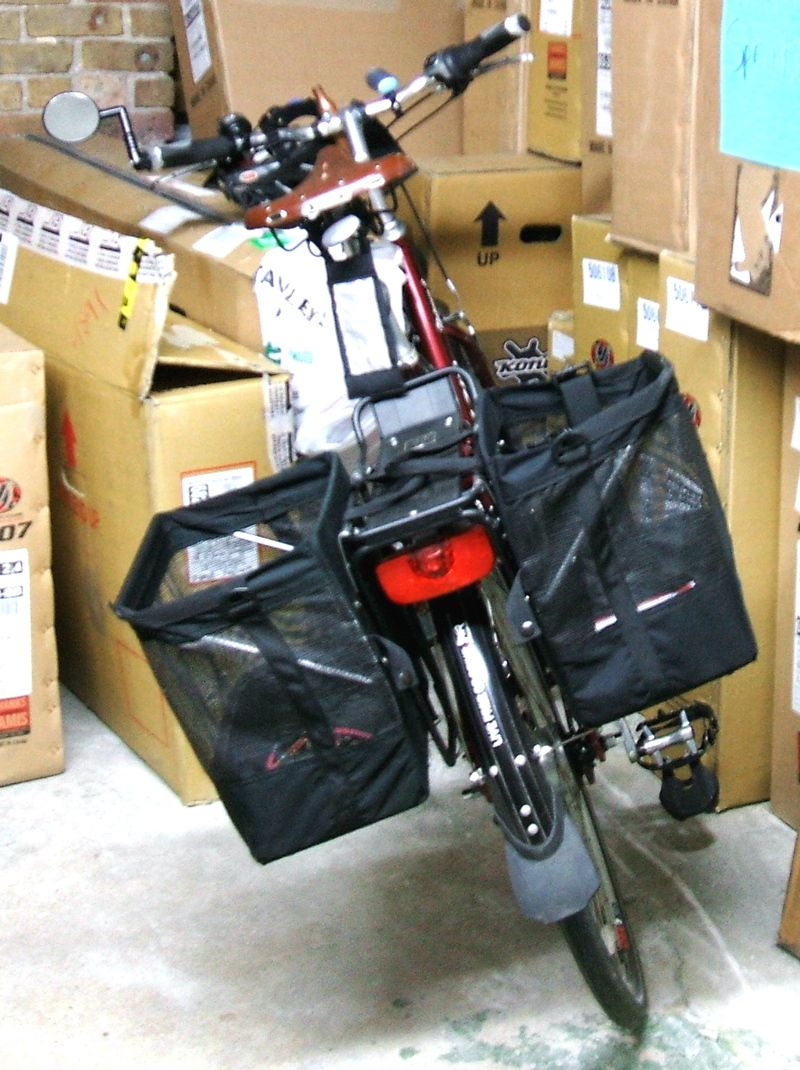 Jandd Grocery Pannier Bike Stuff Pinterest Panniers And Bike