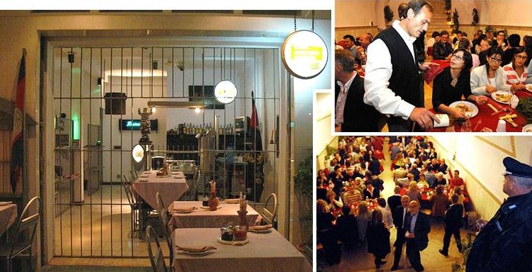 Image result for Fortezza Medicea prison restaurant