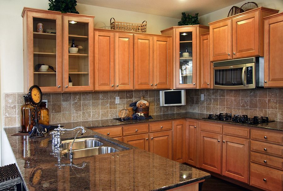 Kitchen Remodeling Ideas | Big Canyon Kitchen Cabinet Remodeling Ideas |  RemodelWorks