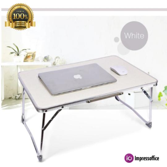 Lightweight Foldable Table White Folding Computer Desk Multifunctional Light Foldable Table Https Folding Computer Desk Foldable Table Home Office Furniture