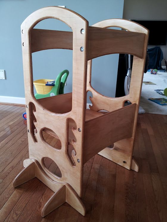Terrific Learning Tower The Wood Whisperer For My Husband Alphanode Cool Chair Designs And Ideas Alphanodeonline