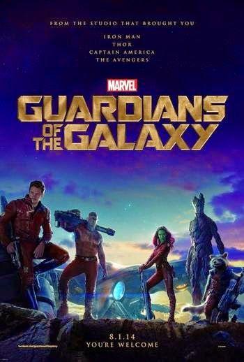 Guardians Of The Galaxy 2014 Bluray Rip 720p Dual Audio Hindi