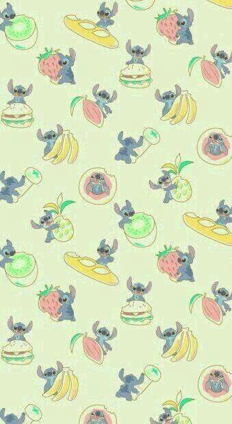Wallpaper And Stich Image On We Heart It