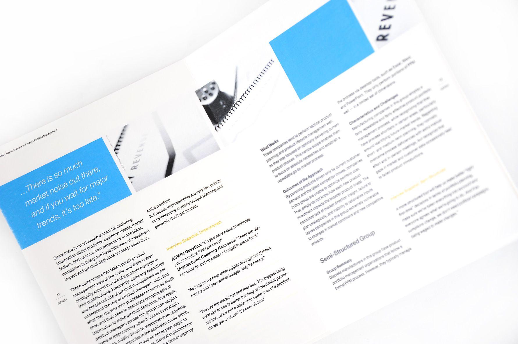 White paper design blue header creative brand strategy pinterest white paper design blue header fandeluxe Images