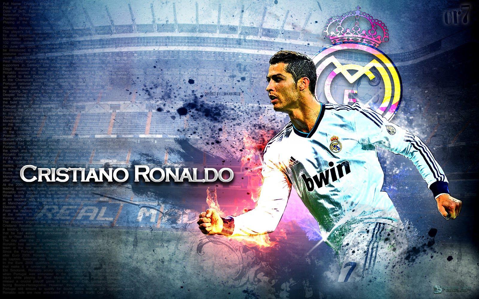 Cristiano Ronaldo Football Wallpaper Cristiano Ronaldo Wallpapers Ronaldo Wallpapers Cristiano Ronaldo