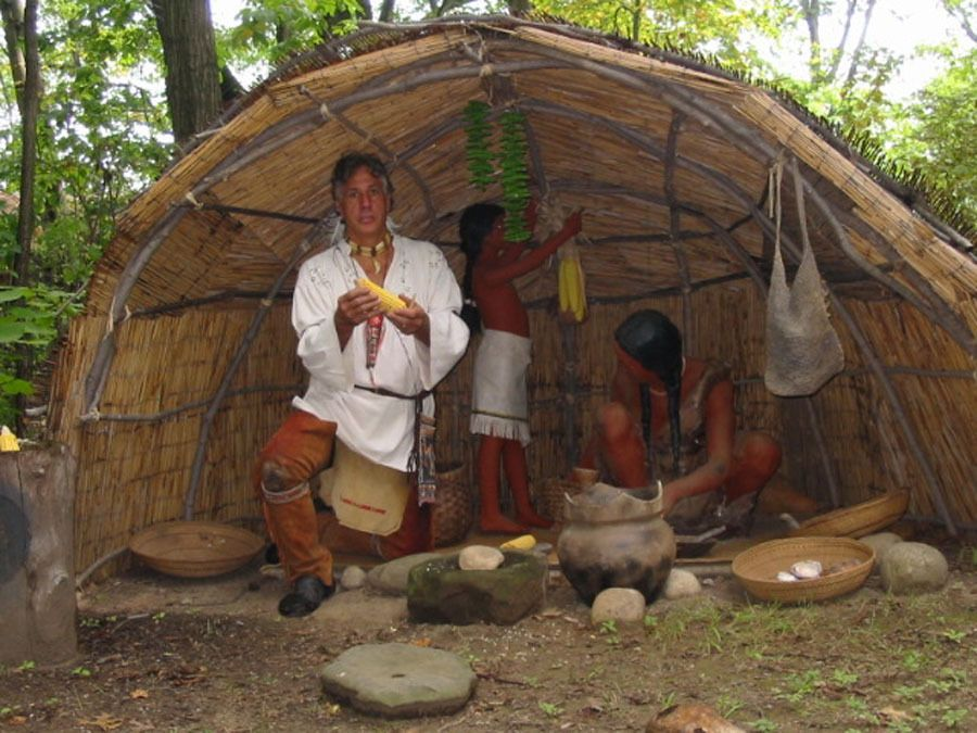 lenape indians | The Lenape-Delaware Indian Heritage at the Museum ...