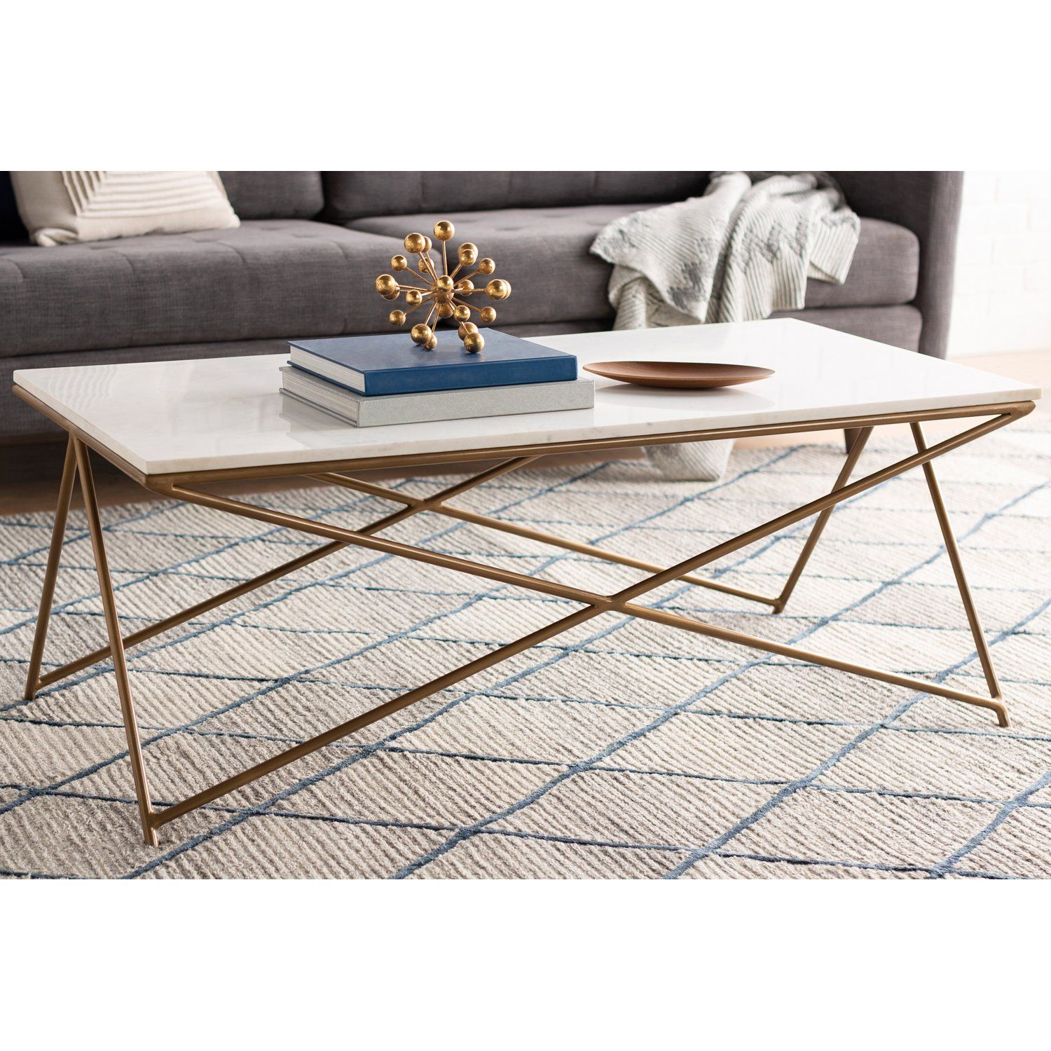 Largo Coffee Table In 2021 Coffee Table Center Table Marble Coffee Table [ 1500 x 1500 Pixel ]