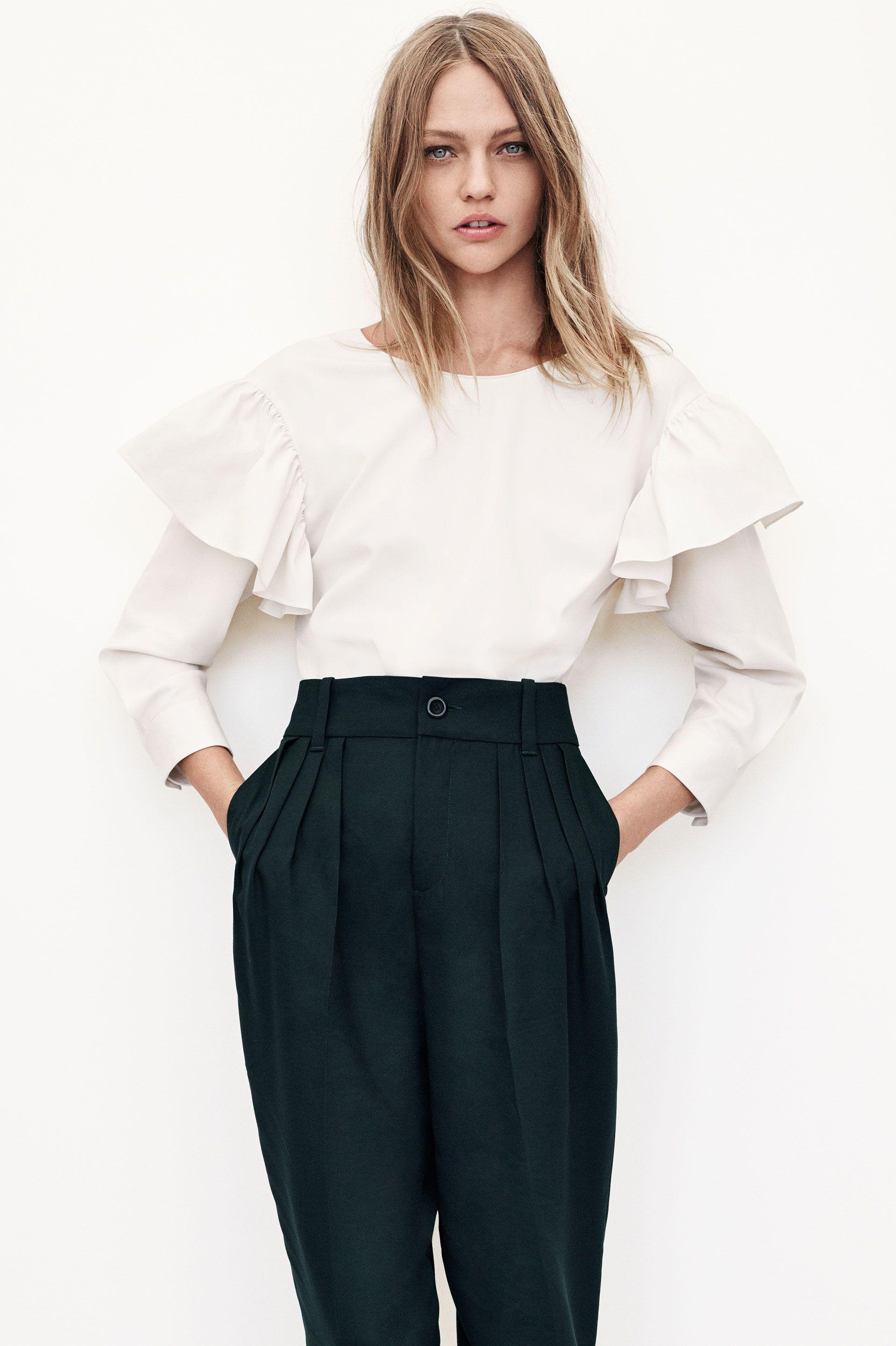 Editorial Join Life Mujer Zara Espana Kleding Kleren Zara