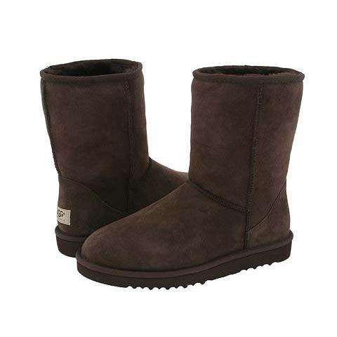 UGG Men's Classic Short Boots 5800 Chocolate http://uggbootshub.com/classic- ugg-boots-ugg-mens-classic-short-5800-c-58_70.html