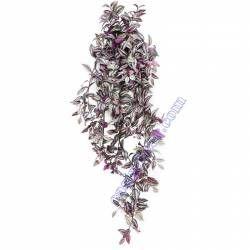 Planta colgante tradescantia artificial