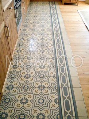 Zementfliesen Von Mosaico In Köln: Zementfliesen Galerie   Küche