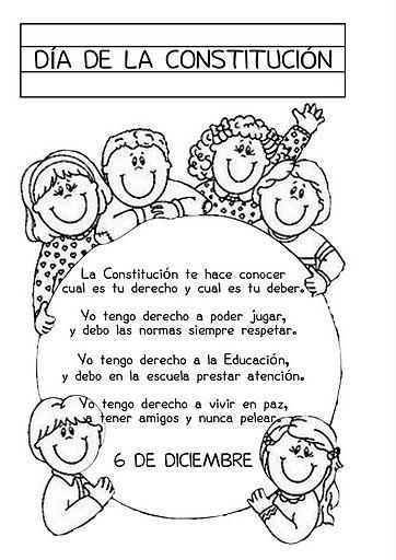 Recursos Para Educacion Infantil Cuentos Del Dia De La Constitucion Dia De La Constitucion Constitucion Para Ninos Constitucion Mexicana Para Ninos