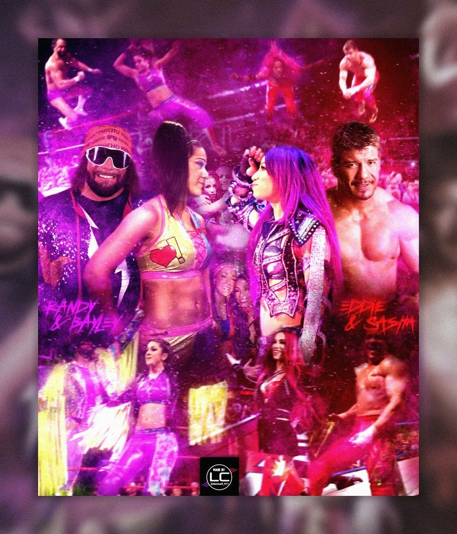 This would be a differently be a dream Match if macho Man by& Eddie ...
