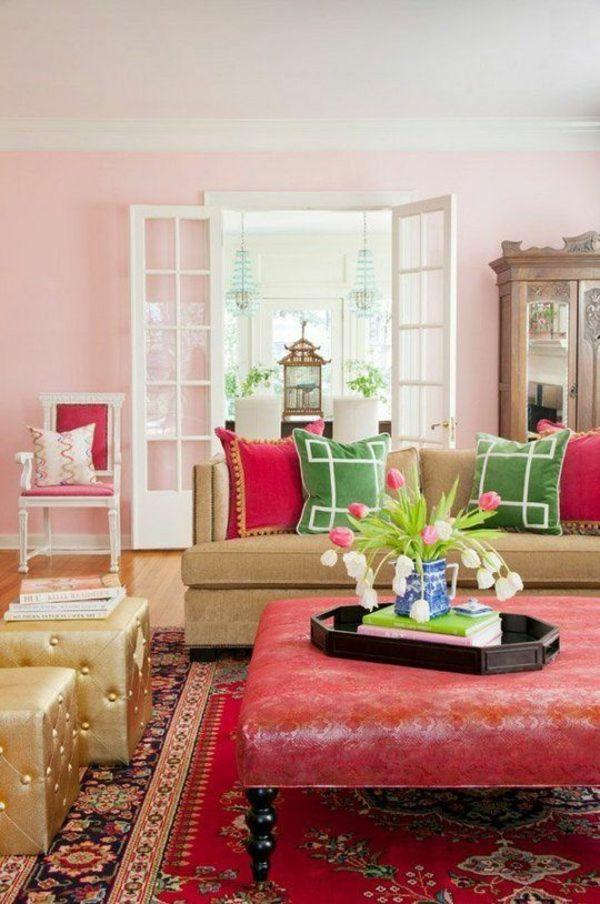 Wohnzimmer muster in sch nen farben f r die vorbereitung auf den sommer pinterest wohnzimmer - Wohnzimmer muster ...