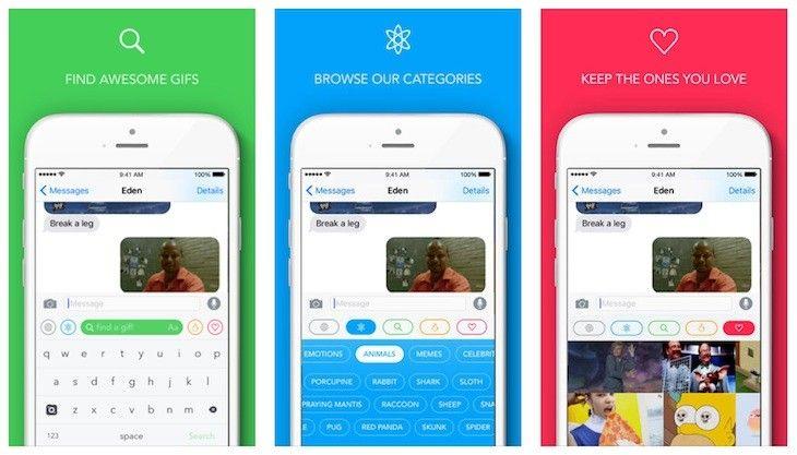 Conoce sobre Giffage, app gratuita para iOS con la que