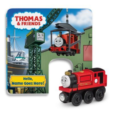Customizable Make Your Own Thomasfriends Wooden Railway Engine