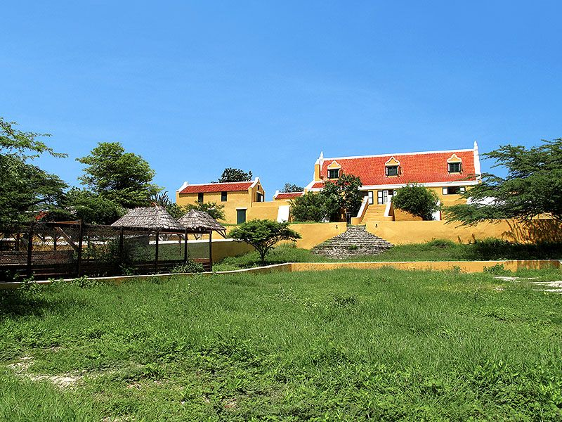 One of Curaçao's oldest plantation houses has been brilliantly restored to host a thoroughly modern museum dedicated to the island's rural past and natural history.