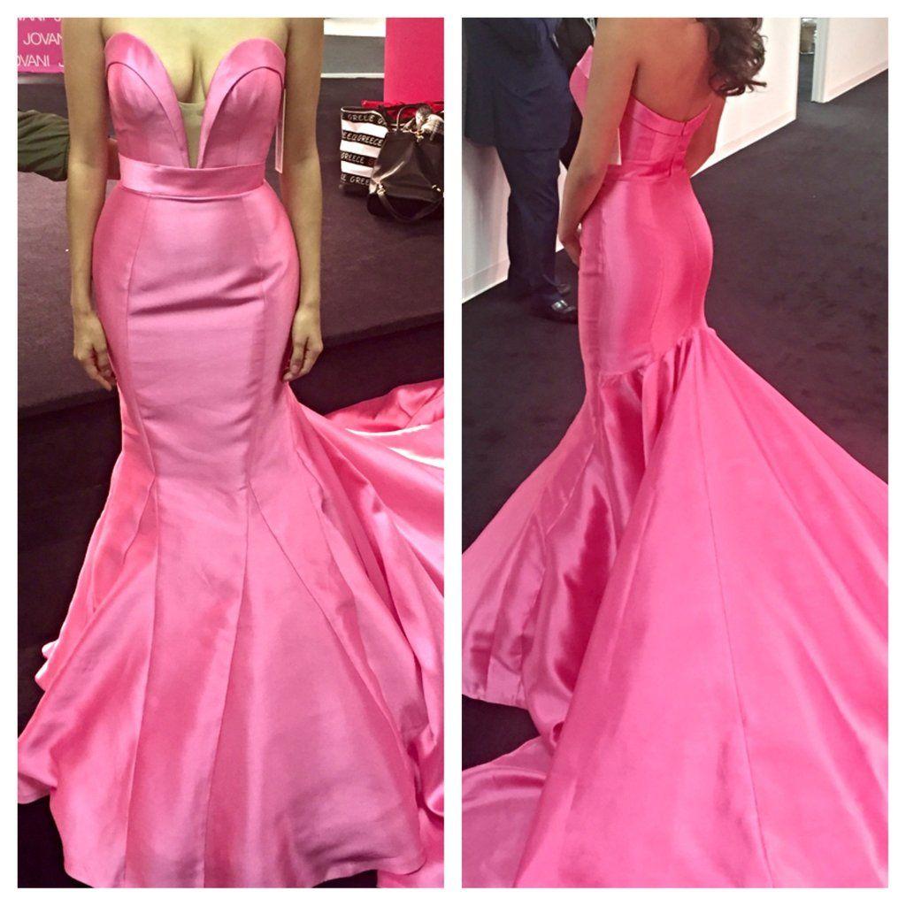 Charming Prom Dress,Backless Prom Dress,Mermaid Prom Dress,Long Prom ...