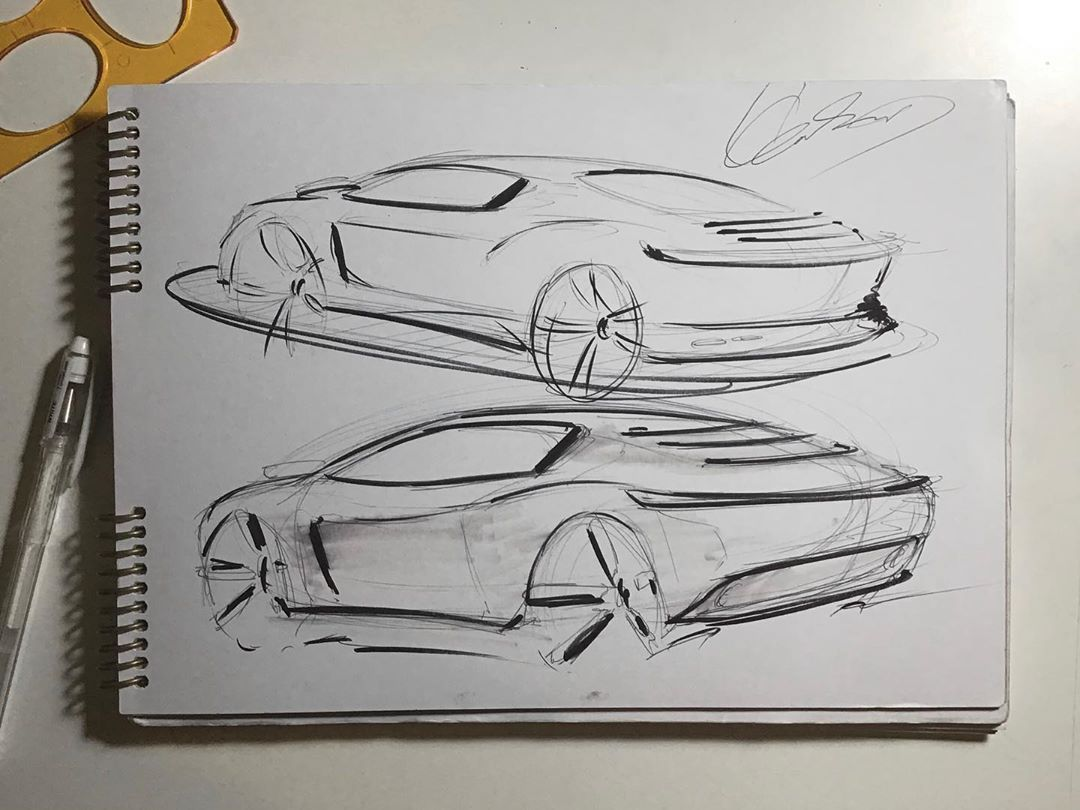 A specialized site that provides distinctive photo and video acoverage to the world of cars and motorcycles . You must to viste our Facebook page and website.  Old but gold ones  #sketch #cardesign #cardesigndaily #cardesignworld #cardesignsketch #cardesigncommunity #cardesigner #sketchbook #sketches #porsche #porshe911 #exteriordesign #exterior #markers #tasarım #endüstriyeltasarım #industrialdesign #productdesign #sketch_daily