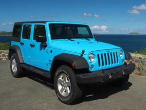 Jeep Rental St J S Mr Pipers Jeeps Jeep Fleet Rental