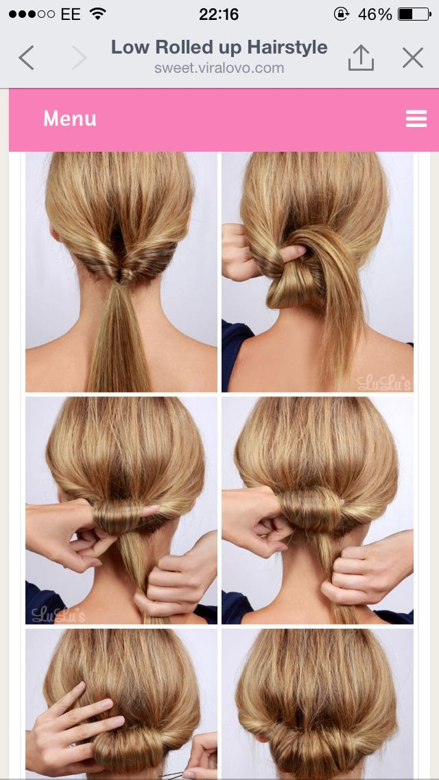Easy Up Do Hairstyle Mom Hairstyles Hair Styles
