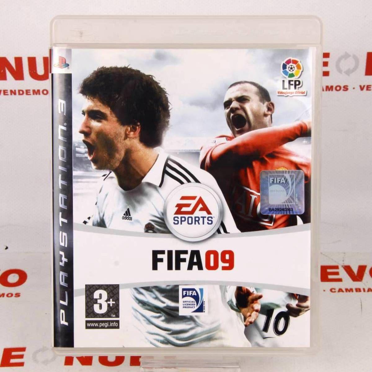 # FIFA 09# para PS3# E271349# segundamano#