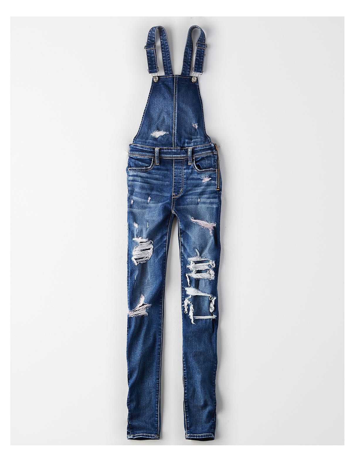 d0bb63c466 Jegging Denim Overall
