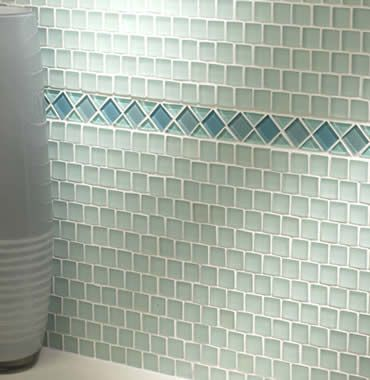 mosaic borders mosaic border tiles uk kent medway wall