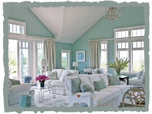 Coastal Chic Beach Decor Hadley Court Interior Design Blogger