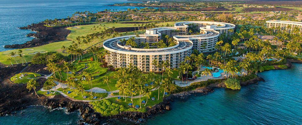 Have you ever stayed at the Waikoloa Beach Resort?  Waikoloa Golf