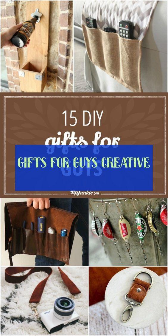 Gifts For Guys Creative Geschenke Für Jungs Kreativ
