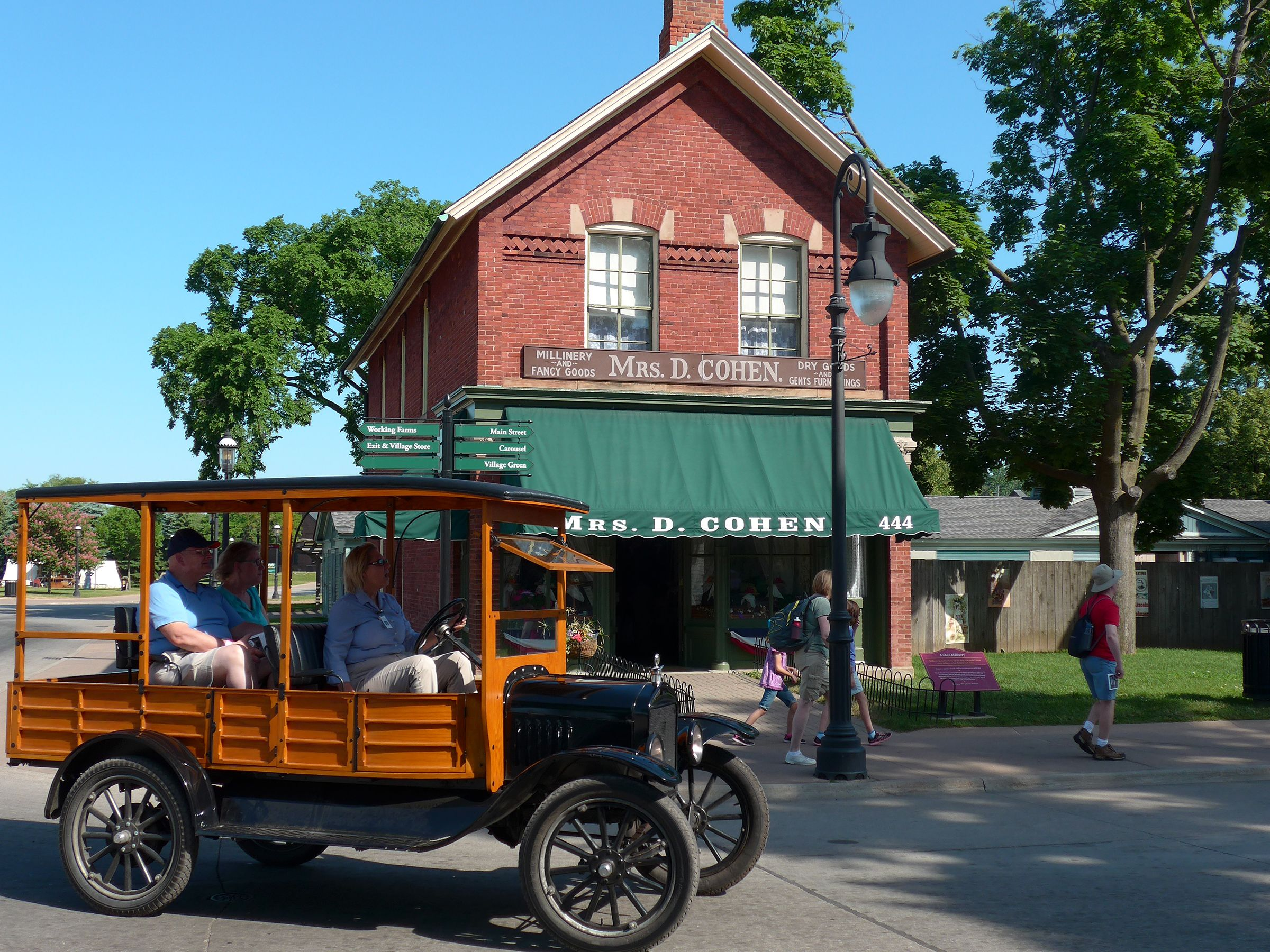 Greenfield Village The Henry Ford Dearborn Mi
