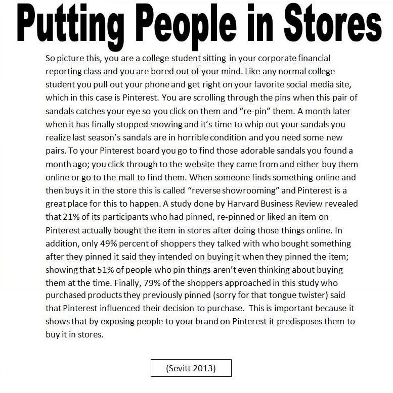 Click here to find out how Pinterest gets people in stores!